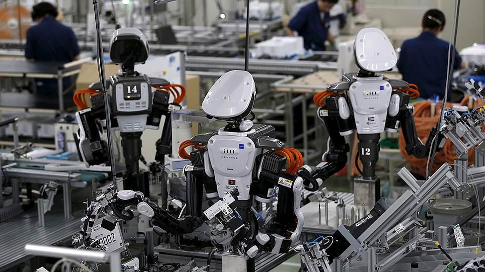Как технологии убивают рабочие места