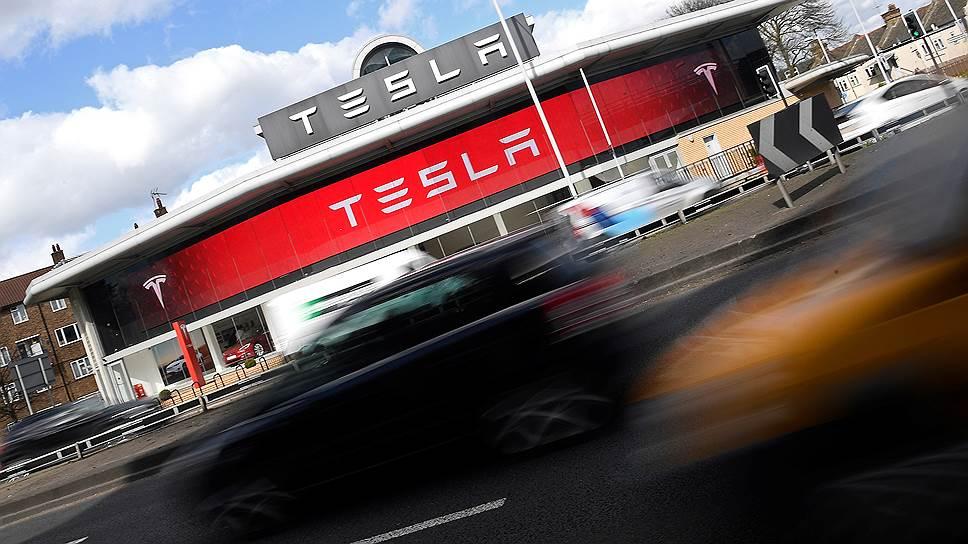 Как растет производство автомобилей Tesla