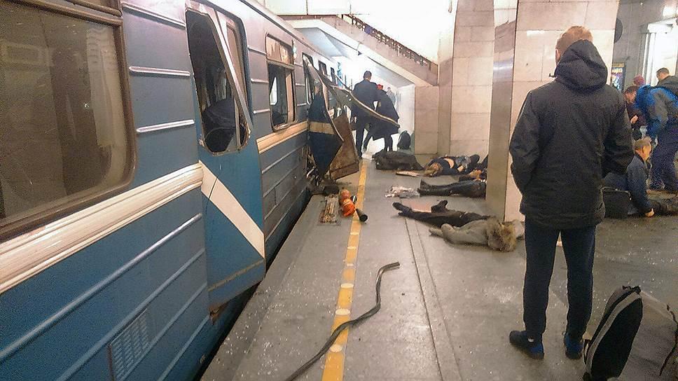 Как развивались события в Санкт-Петербурге