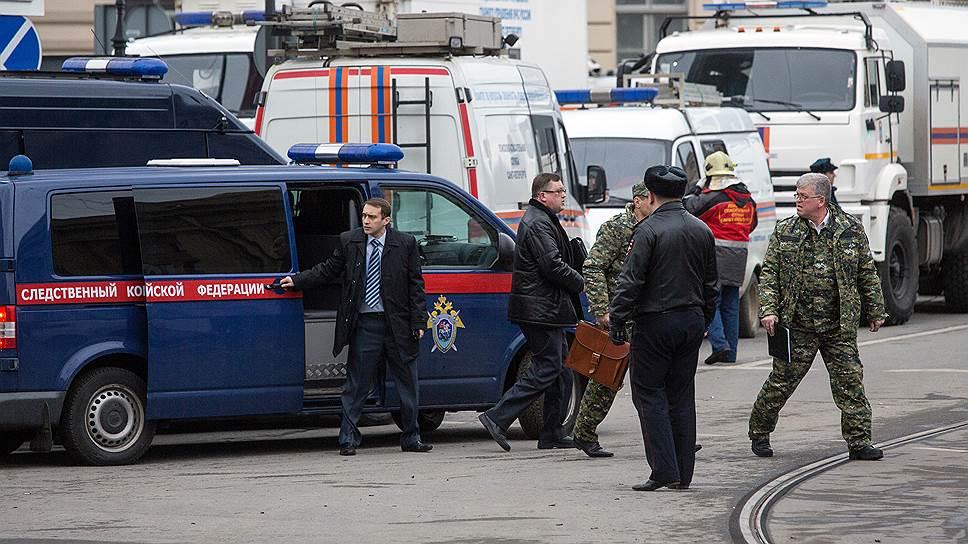 Теракт в Санкт-Петербурге: последние новости расследования