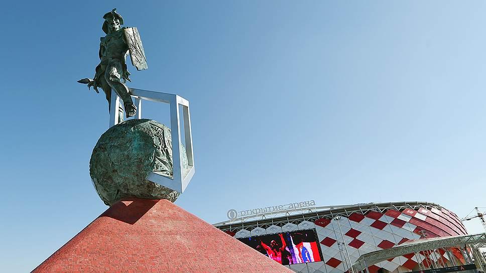 Почему в КПРФ пожаловались на конкурс мэрии, размещенный к Кубку конфедераций FIFA