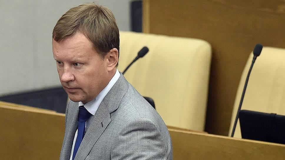 Как Госдума занялась «коррупционными связями» Дениса Вороненкова