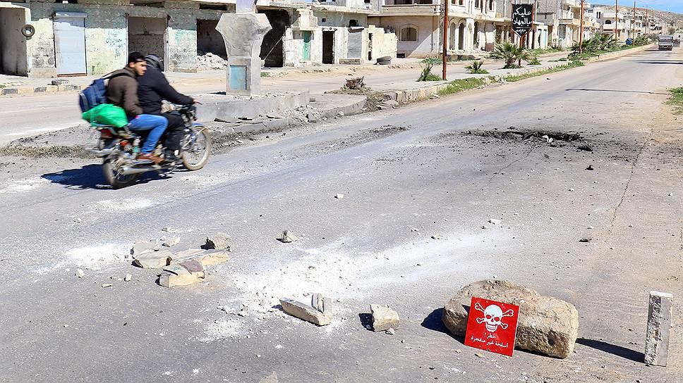 Как Дональд Трамп возложил ответственность за химическую атаку в Идлибе на официальный Дамаск