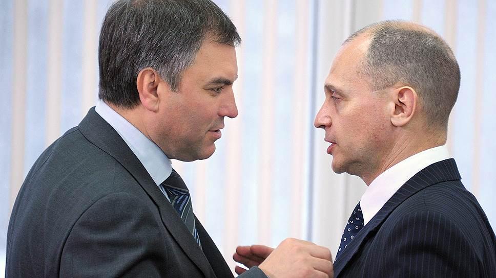 Чем отличаются политические стили Сергея Кириенко и Вячеслава Володина