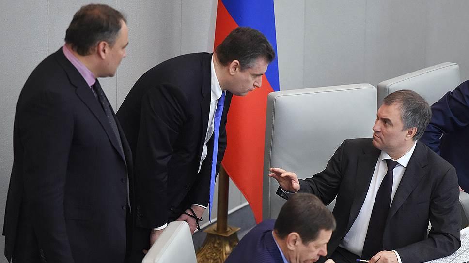 Депутаты Госдумы осудили ракетный удар США