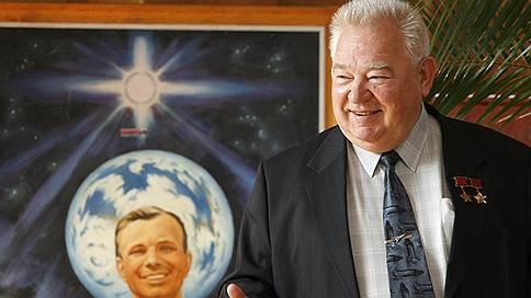 Умер космонавт Георгий Гречко  / Дважды Герой Советского Союза скончался в Москве на 86-м году жизни