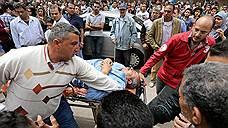 Вербное воскресенье в Египте отметили терактами