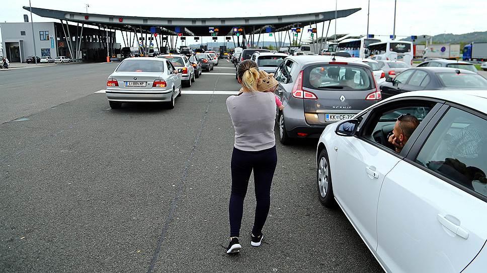 Почему новые правила пересечение границ Шенгена не понравились Словении и Хорватии