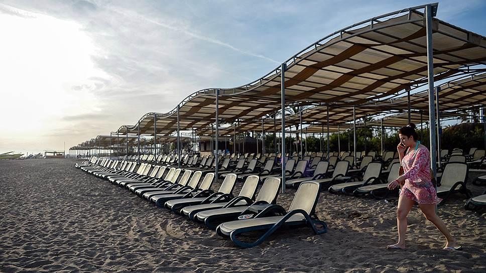 Почему российским туристам опять закрывают Турцию