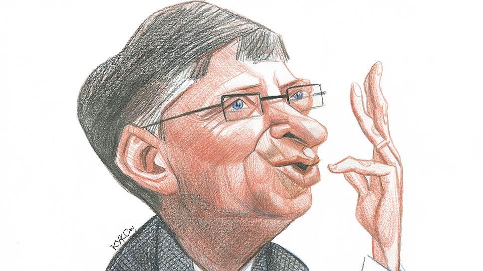 Билл Гейтс в десяти цитатах