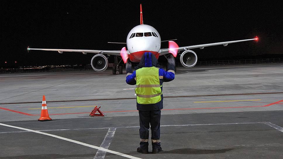 За первый квартал авиаперевозки выросли на 19%