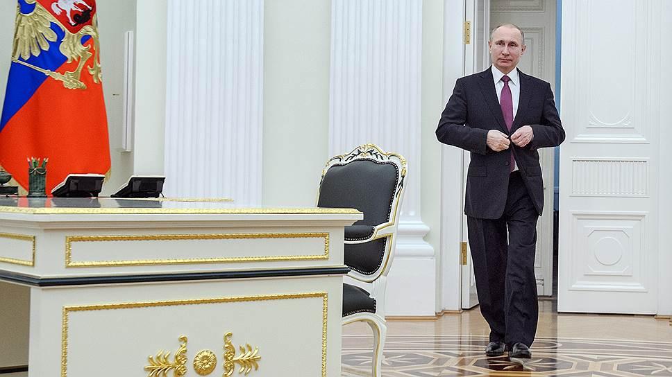 Как Владимир Путин прокомментировал удары США по авиабазе Шайрат в Сирии