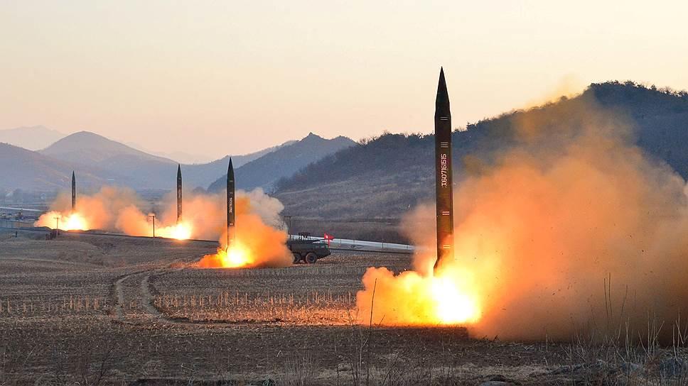 Могут ли США атаковать ракетные и ядерные объекты КНДР