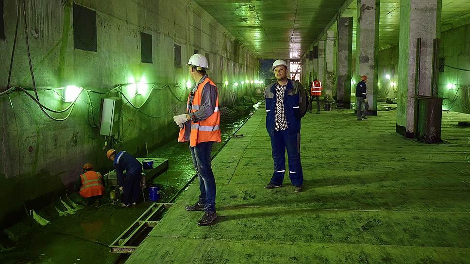 Кто займется проходкой третьего пересадочного контура Московского метрополитена