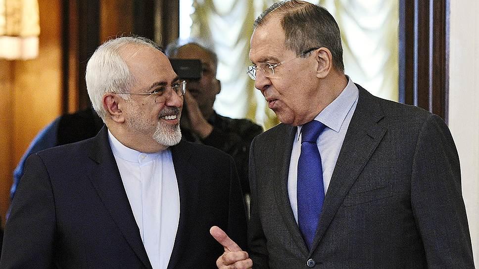 Как главы МИДов России, Ирана и Сирии раскритиковали Вашингтон за удары по базе Шайрат