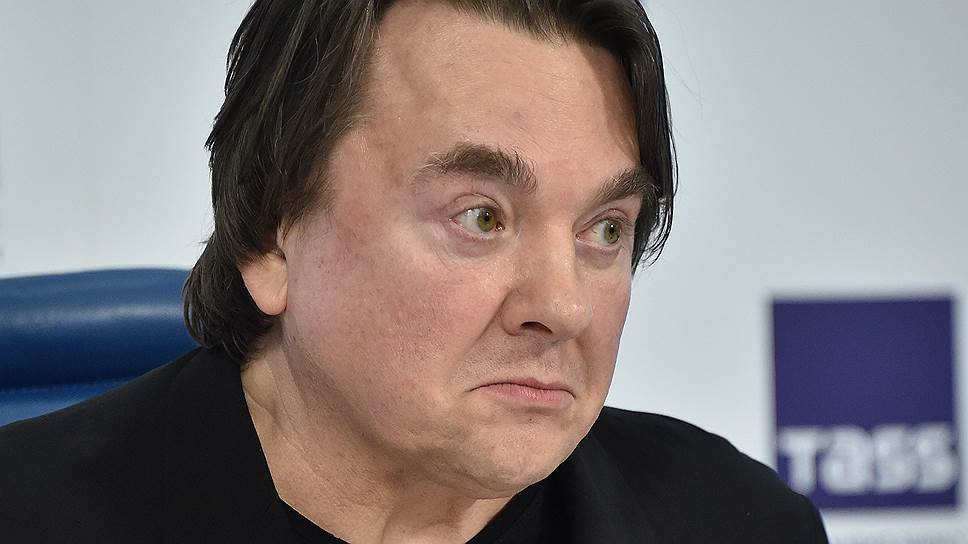 Константин Эрнст — о современной российской литературе и «Евровидении»