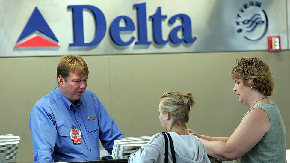 Как авиакомпания Delta выплатила компенсации за овербукинг