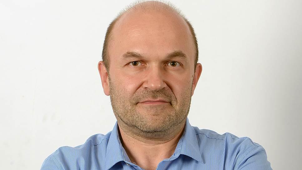 """Обозреватель """"Ъ"""" Максим Юсин"""