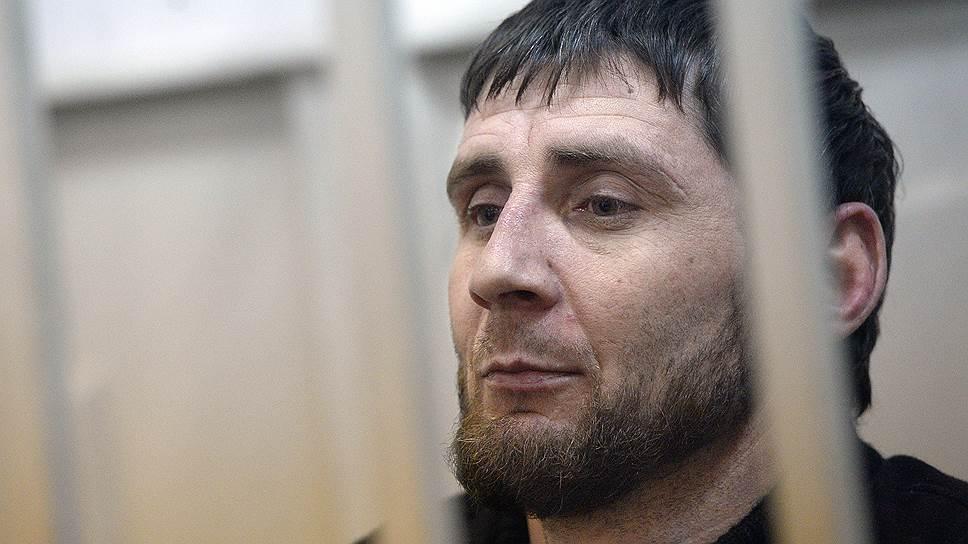 Расшифровка видеозаписи первого допроса Заура Дадаева