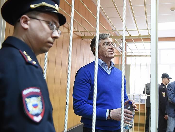 Бывший заместитель руководителя Федерального агентства России по туризму Дмитрий Амунц