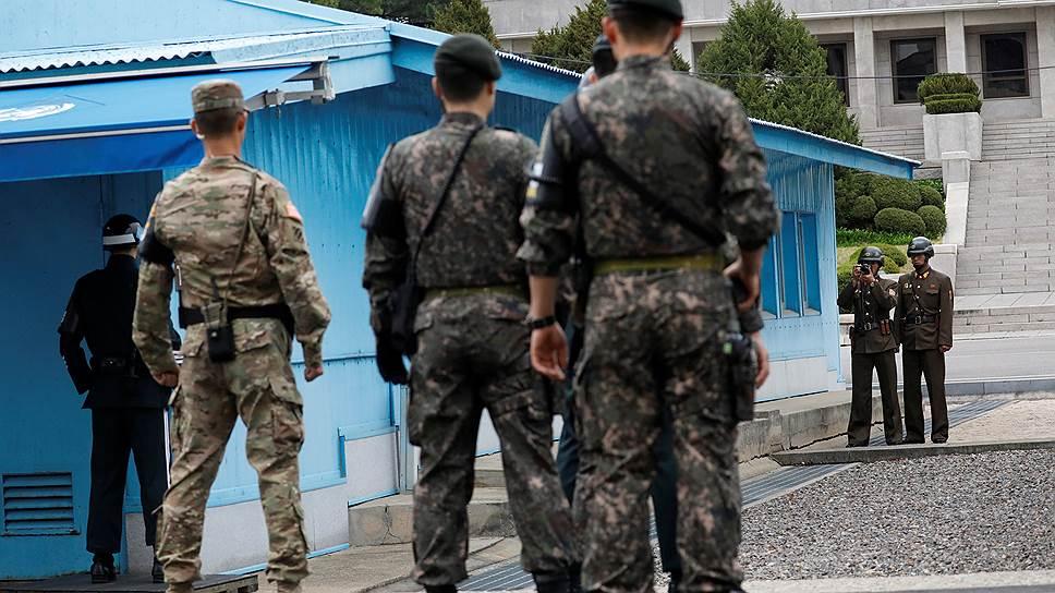 Пентагон планирует учения по перехвату северокорейских ракет, а в Пхеньяне показали постановочное видео удара по США