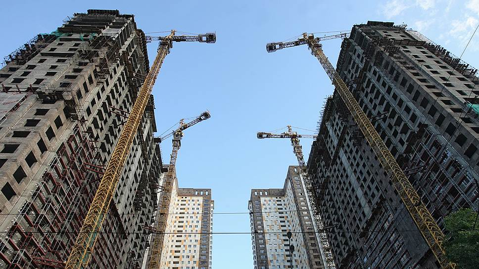Как чиновники нашли новый способ завершения проблемных строек за счет рынка