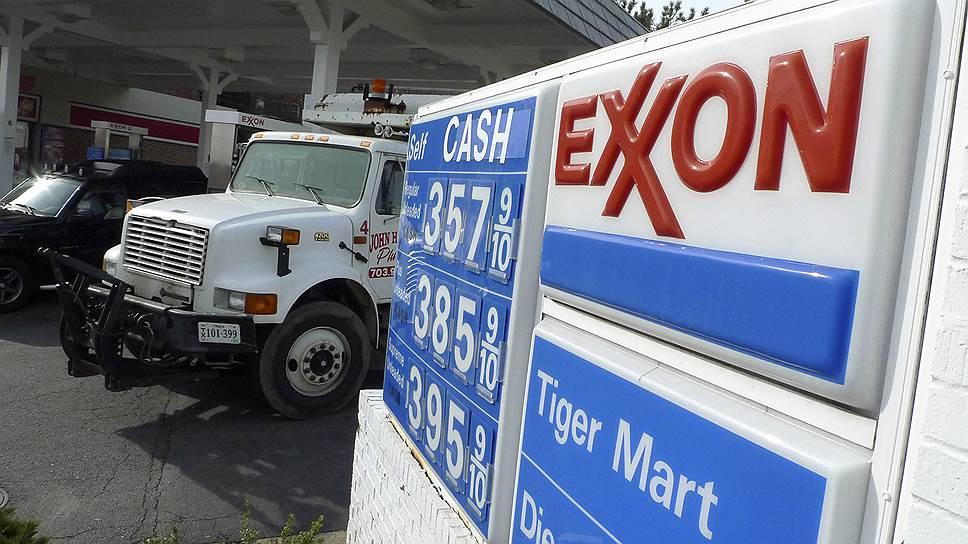Почему ExxonMobil просит США разрешить работу на российском шельфе