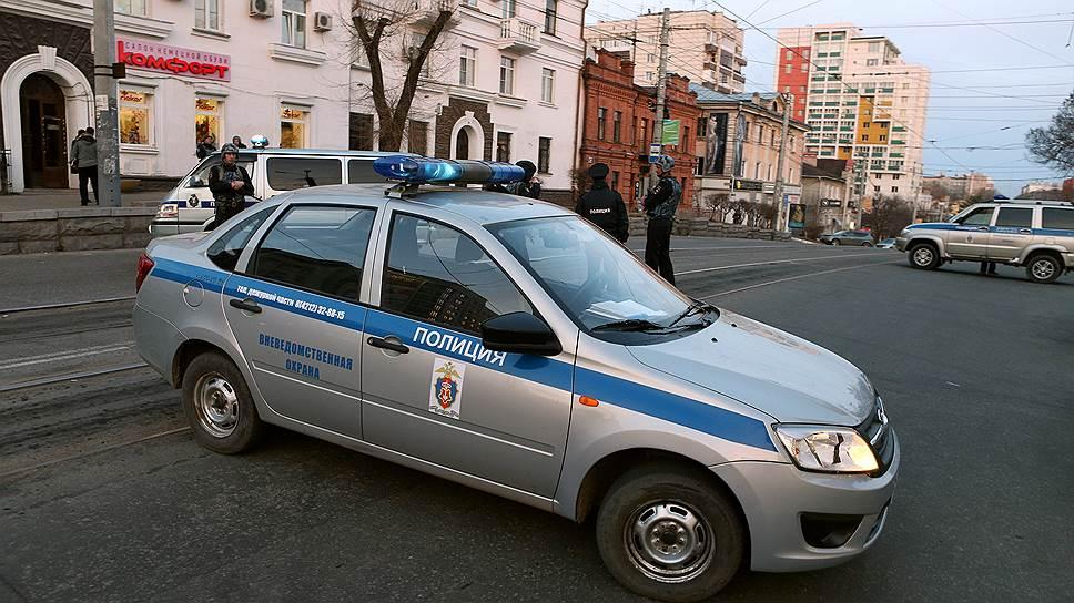 Как произошло нападение на приемную ФСБ в Хабаровске