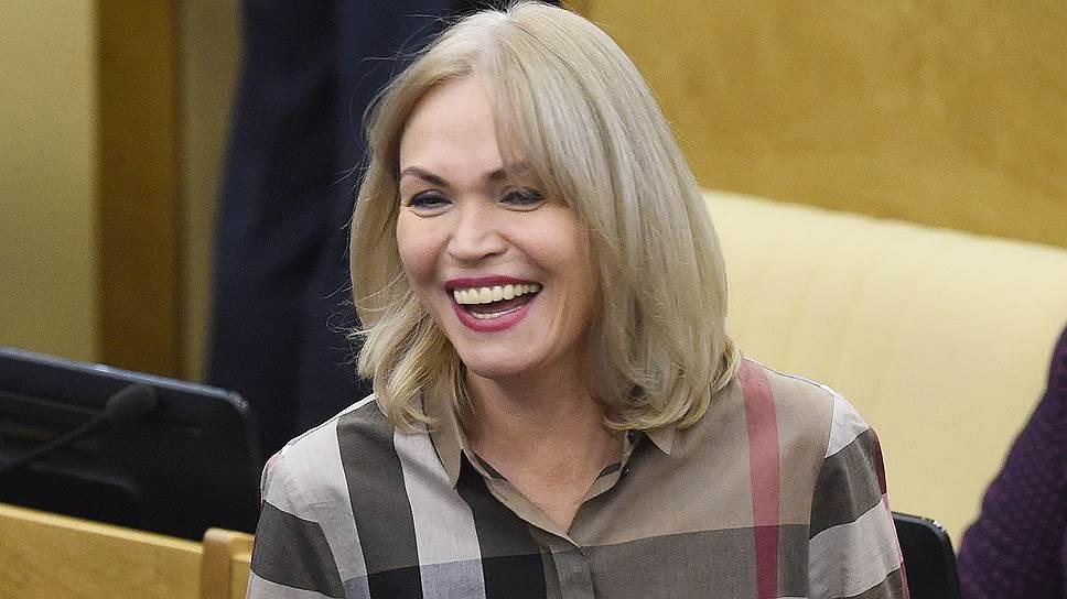 Депутат Госдумы от «Единой России» Ирина Белых