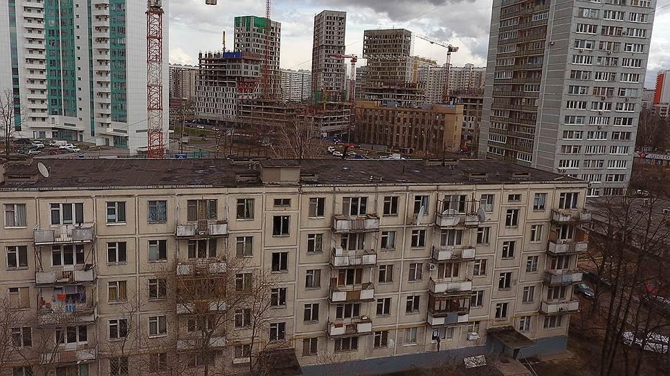 Владимир Путин поручил доработать закон о реновации «в диалоге с общественностью»