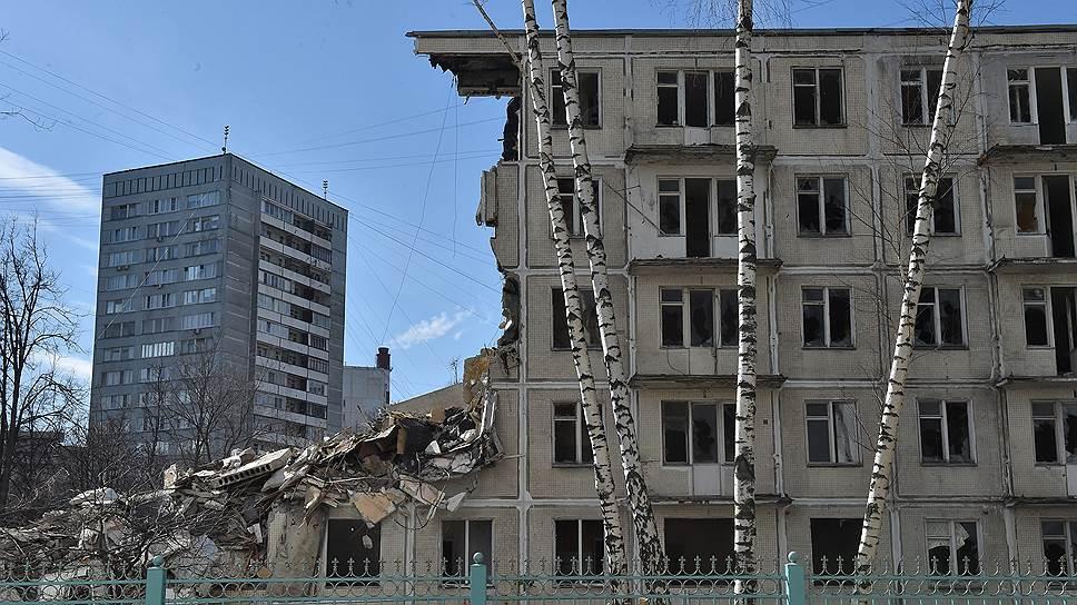 Что нужно знать о программе сноса пятиэтажек