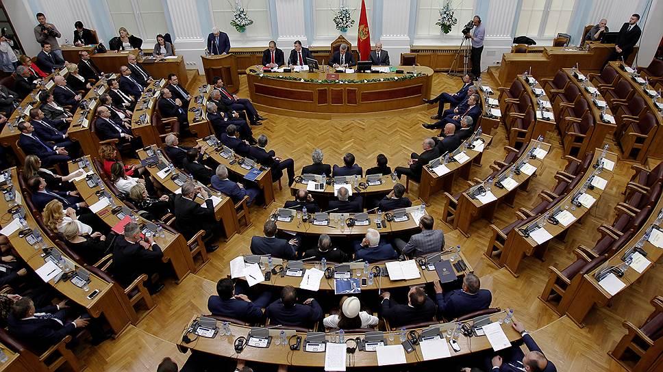 Почему Черногория проголосовала за НАТО
