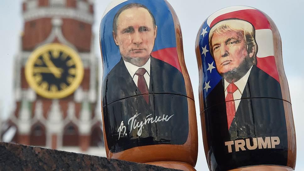 Как президенты РФ и США договорились о первой личной встрече