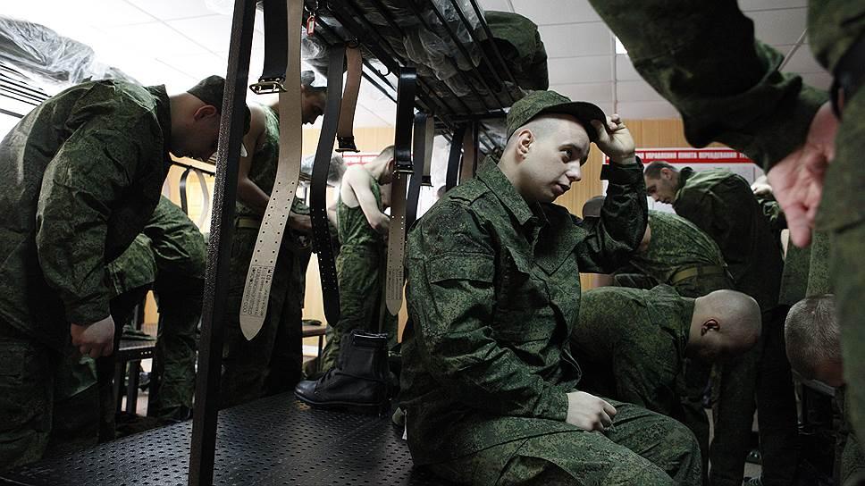 Какие законопроекты были предложены для упрощения призыва на воинскую службу