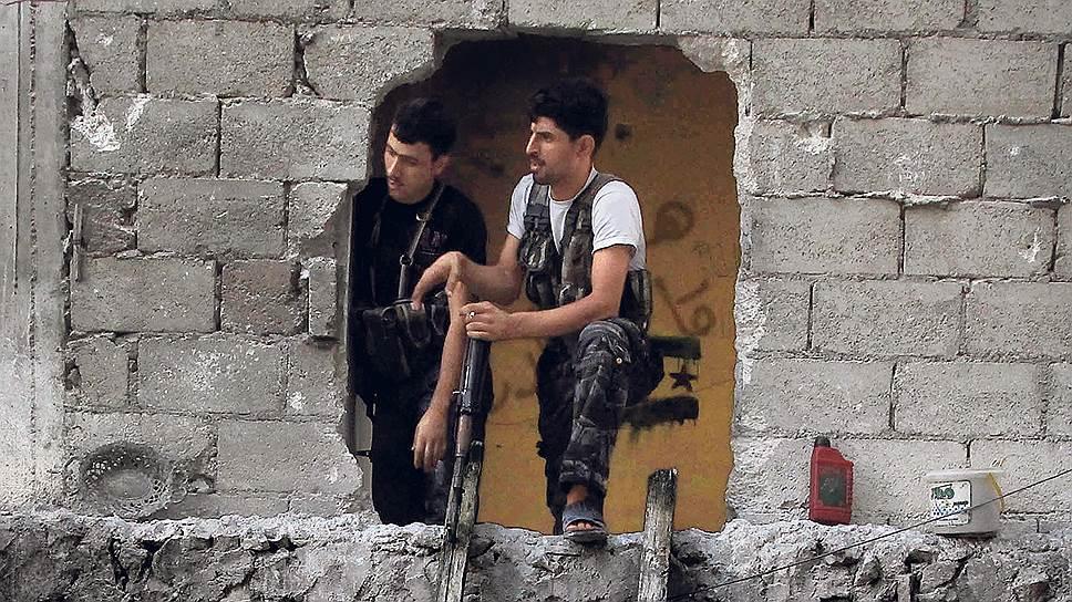 Россия предложила создать в Сирии четыре зоны безопасности