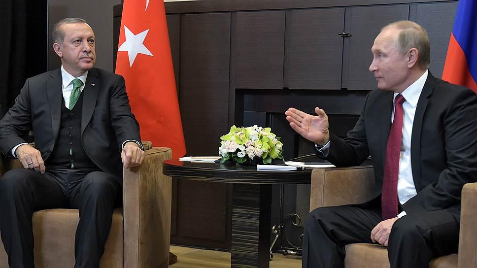 Как президенты России и Турции договорились о снятии ограничений на импорт зерна