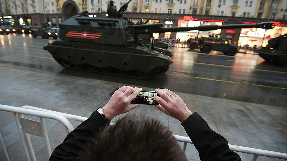 Какие улицы перекроют в Москве 6–9 мая