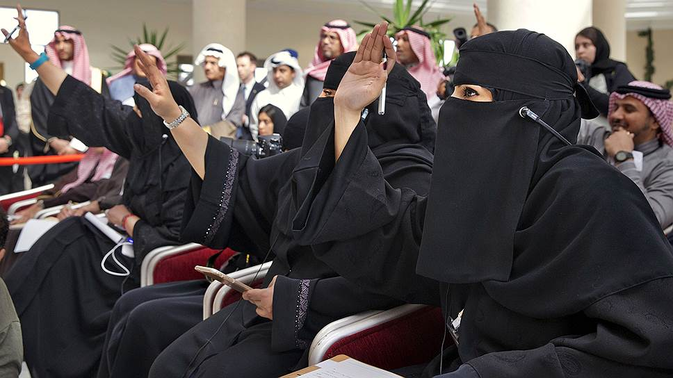 Как женщины Востока поднялись на нефтяном кризисе