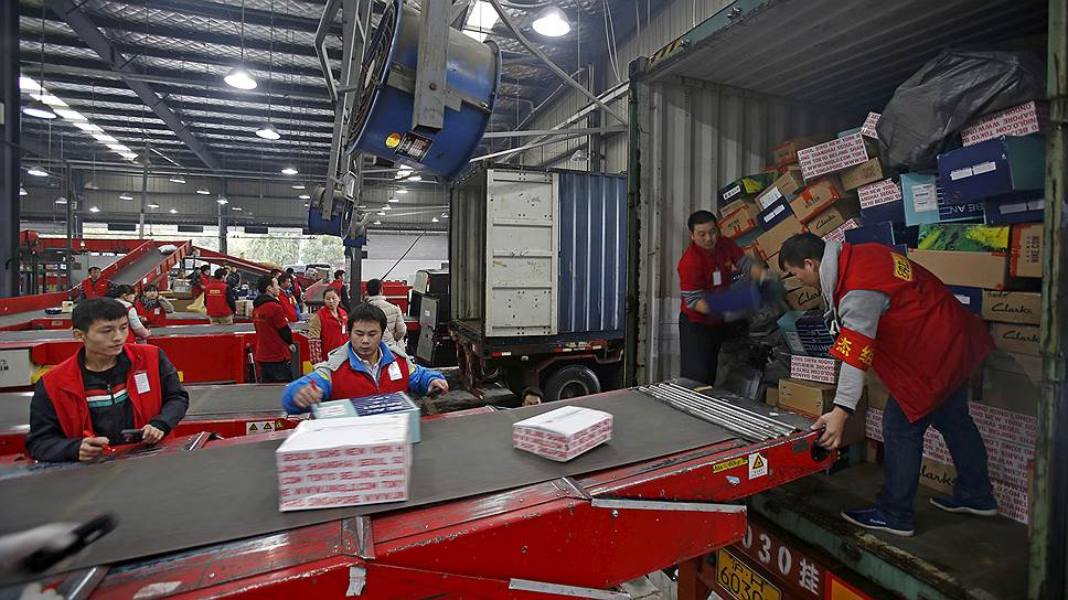 Как Китай стал авангардом e-commerce