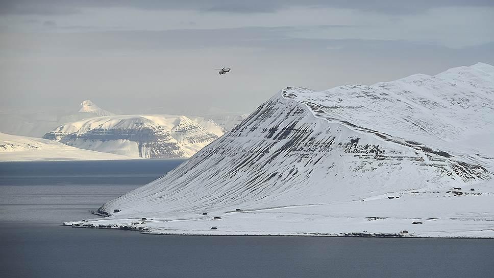 Лед в Арктике кончается