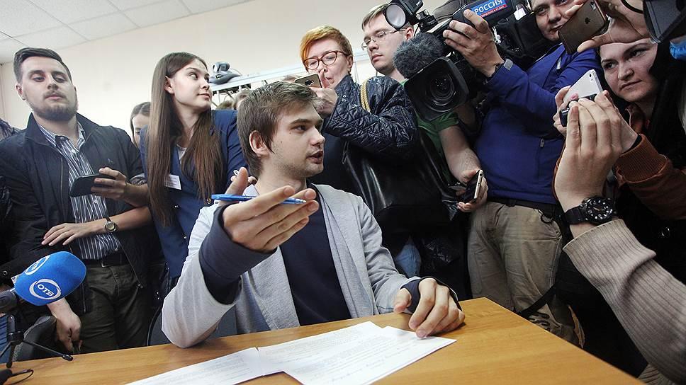 Руслан Соколовский получил три с половиной года условно