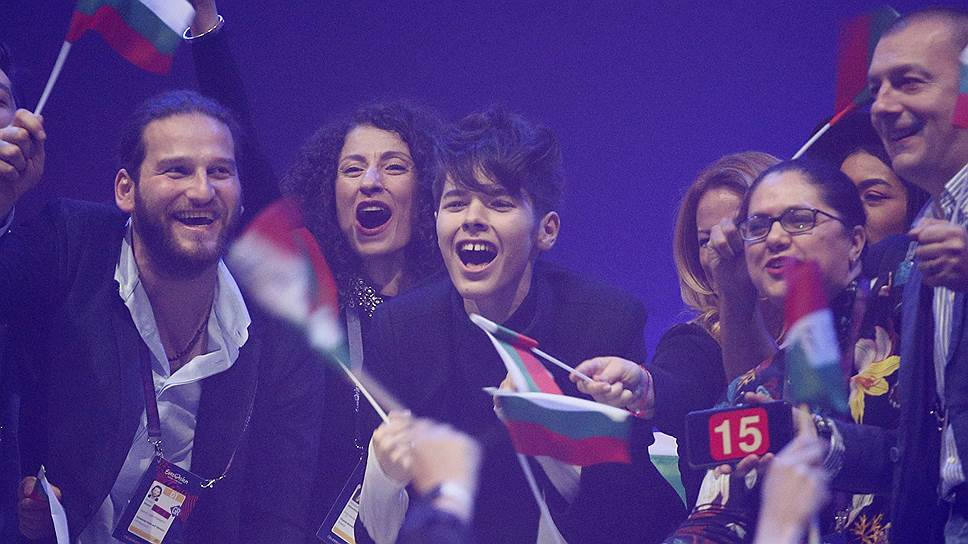 Как в Киеве прошел второй полуфинал песенного  конкурса