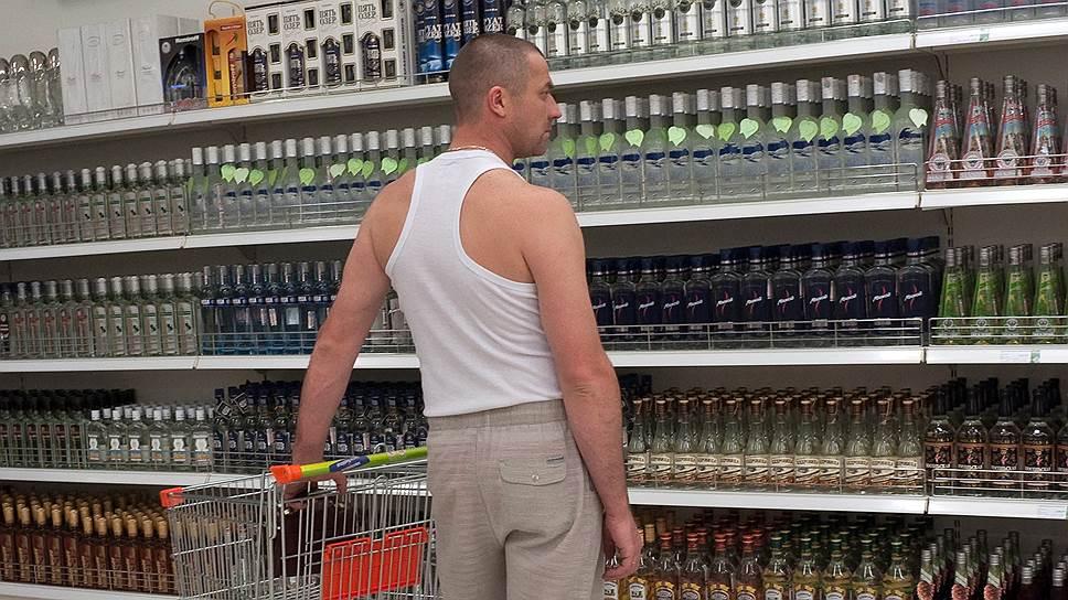 Минэкономики разошлось во взглядах на либерализацию розничной продажи спиртного с Минфином