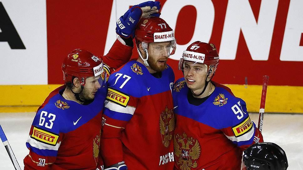 Почему play-off оказался тяжелым для России