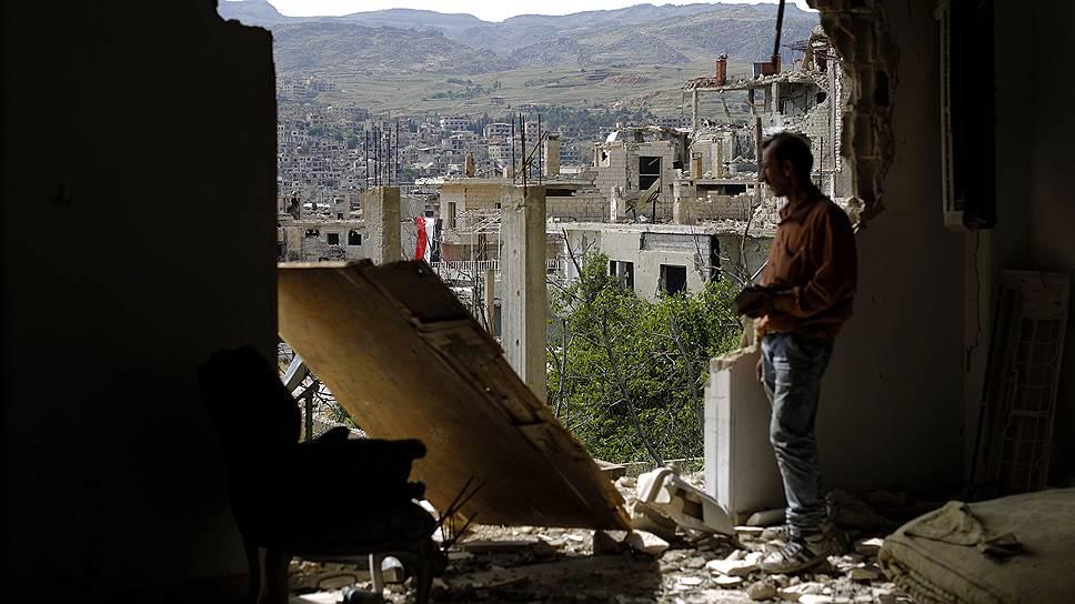 Как коалиция США нанесла удар по проправительственным отрядам в Сирии в мае