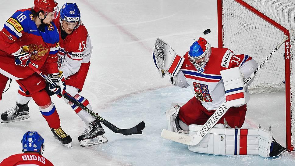 Как сборная России выступила в четвертьфинале