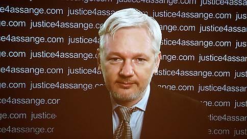Джулиана Ассанжа ожидают под окнами посольства  / С основателя сайта WikiLeaks сняты подозрения в изнасиловании