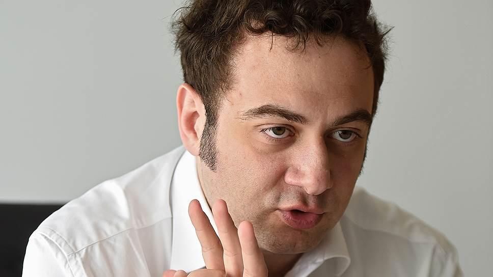 Гендиректор «Яндекс.Такси» Тигран Худавердян