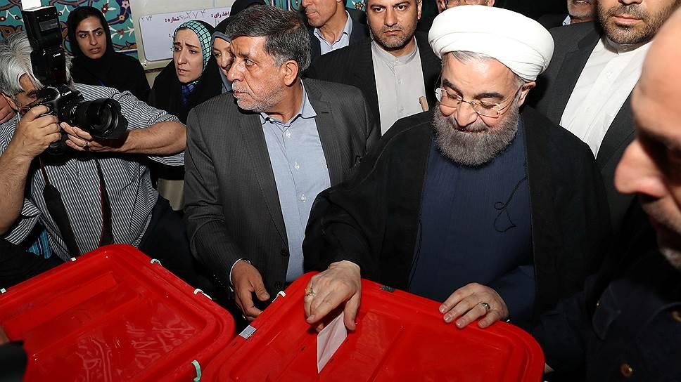 Как в Иране прошли президентские выборы