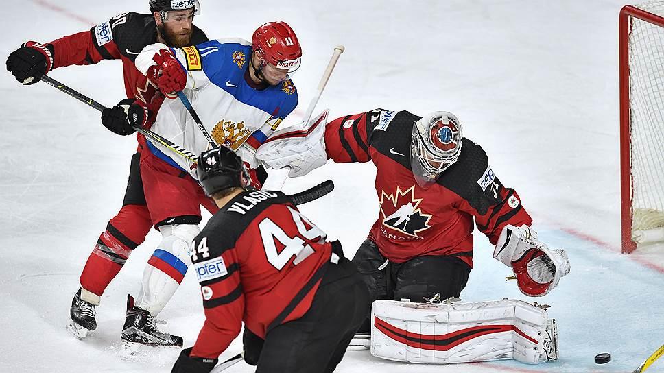 Как Россия проиграла Канаде